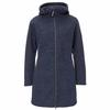 FRILUFTS LIMINKA HOODED FLEECE COAT Frauen - Fleecejacke - PEACOAT