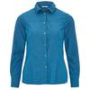 FRILUFTS KEA L/S SHIRT Frauen - Outdoor Bluse - MOROCCAN BLUE