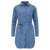 Fjällräven ÖVIK SHIRT DRESS W Frauen - Kleid - BLUE RIDGE