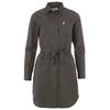 Fjällräven ÖVIK SHIRT DRESS W Frauen - Kleid - MOUNTAIN GREY