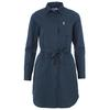 Fjällräven ÖVIK SHIRT DRESS W Frauen - Kleid - DARK NAVY
