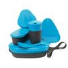 Light My Fire MEALKIT 2.0 - Campinggeschirr - CYAN