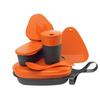 Light My Fire MEALKIT 2.0 - Campinggeschirr - ORANGE