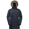 Jack Wolfskin GLACIER CANYON PARKA Männer - Wintermantel - NIGHT BLUE
