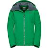 Jack Wolfskin EXOLIGHT BASE JACKET Frauen - Skijacke - EVERGREEN
