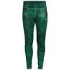 Jack Wolfskin GRID TIGHTS Frauen - Leggings - EVERGREEN ALLOVER