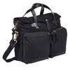 Filson 24-HOUR TIN BRIEFCASE - Umhängetasche - BLACK