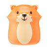 Kikkerland TOOTHBRUSH HOLDER HEDGEHOG - FOX