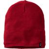 Jack Wolfskin STORMLOCK KNIT BEANIE Unisex - Mütze - INDIAN RED