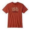 Snow Cycle Cotton/Poly Responsibili-Tee 1