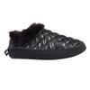 The North Face THERMOBALL TENT MULE FAUX FUR IV Frauen - Hüttenschuhe - SHINY TNF BLACK/BELUGA GREY