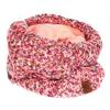 Buff KNITTED &  POLAR NECKWARMER Frauen - Schal - FLAMINGO PINK