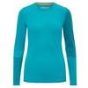 Ortovox 185 ROCK`N WOOL LONG SLEEVE Frauen - Funktionsshirt - AQUA