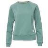 Fjällräven GREENLAND SWEATER W Frauen - Sweatshirt - FROST GREEN