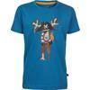 Elkline MESSERJOCKEL Kinder - T-Shirt - SKYDIVER