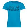 Jack Wolfskin JUNGLE T Kinder - Funktionsshirt - TURQUOISE