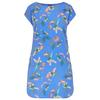 Patagonia W' S JUNE LAKE DRESS Frauen - Kleid - PARROTS: PORT BLUE