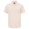 Patagonia M' S LW BLUFFSIDE SHIRT Männer - Outdoor Hemd - TERRAIN STRIPE: SUNSET ORANGE