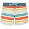 Patagonia W' S WAVEFARER BOARDSHORTS - 5 IN. Frauen - Badehose - WATER RIBBONS: SURFBOARD YELLO