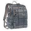 Jack Wolfskin BERKELEY Y.D. - Tagesrucksack - GREY BIG CHECK