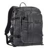 Jack Wolfskin BERKELEY Y.D. - Tagesrucksack - BLACK BIG CHECK