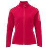 FRILUFTS GORBEA FLEECE JACKET Frauen - Fleecejacke - CERISE