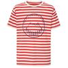 FRILUFTS PENICHE PRINTED T-SHIRT Kinder - Funktionsshirt - FIERY RED