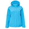Schöffel JACKET EASY L 3 Frauen - Regenjacke - METHYL BLUE