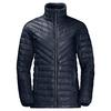 Jack Wolfskin VISTA JACKET Frauen - Daunenjacke - MIDNIGHT BLUE