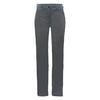 Jack Wolfskin ACTIVATE LIGHT PANTS Frauen - Softshellhose - DARK IRON