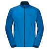 Jack Wolfskin GRAVITY TRAIL JACKET Männer - Fleecejacke - ELECTRIC BLUE