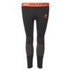 Odlo BL BOTTOM 7/8 CERAMICOOL MOTION Frauen - Funktionsunterwäsche - FIERY CORAL/BLACK