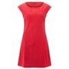 FRILUFTS NAGUA DRESS Frauen - Kleid - SCARLET