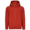 FRILUFTS STIERVA HOODED FLEECE JACKET Kinder - Fleecejacke - CABERNET
