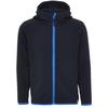 FRILUFTS STIERVA HOODED FLEECE JACKET Kinder - Fleecejacke - DARK SAPPHIRE