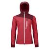 Ortovox PALA JACKET Frauen - Softshelljacke - HOT CORAL
