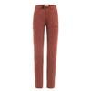 Tierra STA PANTS W Frauen - Trekkinghose - BURGUNDY RED
