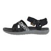 Teva SANBORN SANDAL Frauen - Outdoor Sandalen - THENA GRAY/BLACK