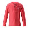Reima SOLOMON SWIM SHIRT Kinder - Funktionsshirt - BRIGHT RED