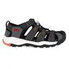 Keen NEWPORT NEO H2 Kinder - Outdoor Sandalen - MAGNET/SPICY ORANGE