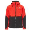 The North Face APEX FLEX GTX 2.0 JACKET Männer - Regenjacke - HIGH RISK RED/TNF BLACK
