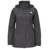 tnf black/foil grey