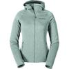 Eddie Bauer HIGH ROUTE FLEECEJACKE MIT KAPUZE Frauen - Fleecejacke - STREAM