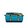 The North Face BASE CAMP DUFFEL - S Unisex - Reisetasche - CRYSTAL TEAL/URBAN NAVY