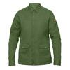 Fjällräven GREENLAND ZIP SHIRT JACKET M Männer - Outdoor Hemd - FERN