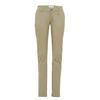 Fjällräven ABISKO STRETCH TROUSERS W Frauen - Trekkinghose - SAVANNA