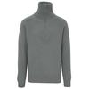 Fjällräven GREENLAND RE-WOOL SWEATER M Männer - Wollpullover - THUNDER GREY