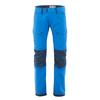 Fjällräven KEB TOURING TROUSERS M LONG Männer - Trekkinghose - UN BLUE-UNCLE BLUE