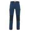 Fjällräven KEB TOURING TROUSERS M LONG Männer - Trekkinghose - STORM-NIGHT SKY