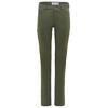Fjällräven HIGH COAST STRETCH TRS W REG Frauen - Trekkinghose - LAUREL GREEN